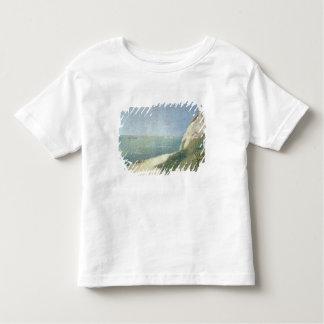 Beach at Bas Butin, Honfleur, 1886 Toddler T-shirt