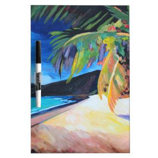 Beach at Magen's Bay St Thomas US Virgin Islands Dry-Erase Whiteboard