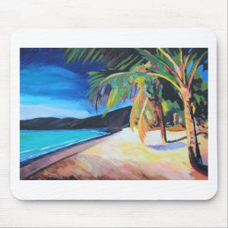Beach at Magen's Bay St Thomas US Virgin Islands Mousepad