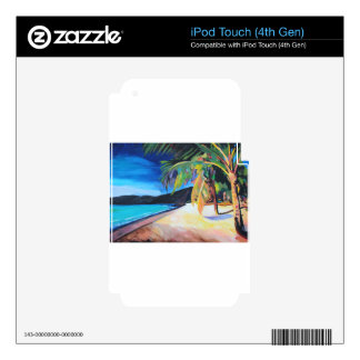 Beach at Magen's Bay St Thomas US Virgin Islands iPod Touch 4G Skin