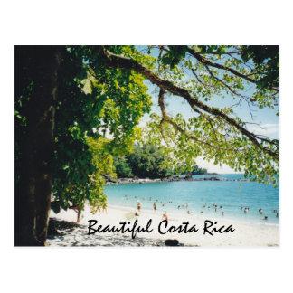 Beach at Manuel Antonio Post Card