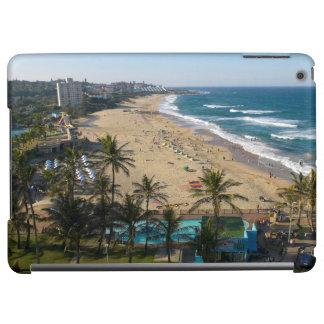 Beach At Margate, South Coast, Kwazulu-Natal 2 Cover For iPad Air