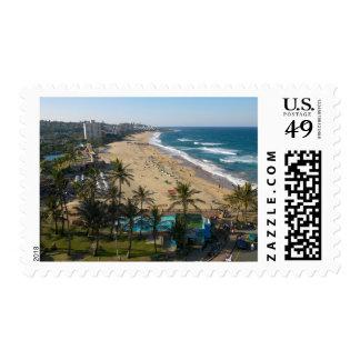 Beach At Margate, South Coast, Kwazulu-Natal 2 Postage