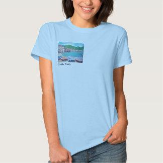 Beach at Old port & Porta Pescara in Cefalu Shirt