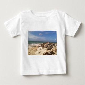 Beach at Port Lucaya, Freeport, Bahamas Baby T-Shirt