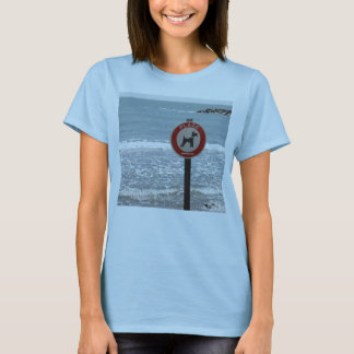Beach At Saintes-Maries-de-la-Mer, France T-Shirt
