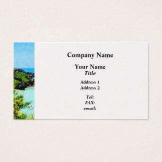 Beach at St. George Bermuda - Platinum Business Card
