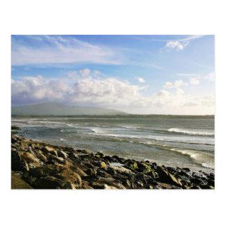 Beach At Strandhill Postcard