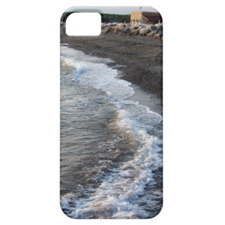 Beach at sunset iPhone SE/5/5s case