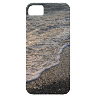Beach at sunset iPhone SE/5/5s case