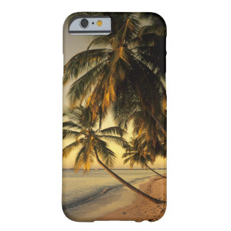 Beach at sunset, Trinidad Barely There iPhone 6 Case