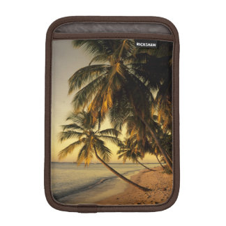 Beach at sunset, Trinidad iPad Mini Sleeve