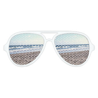 Beach At The Ocean Party Sunglasses