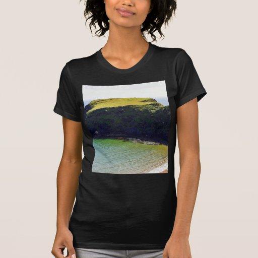 Beach At Trabane Strand T-shirt
