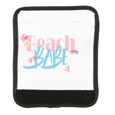 Beach Themed Beach-Babe.gif Handle Wrap