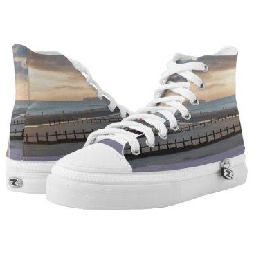 Beach Babe High-Top Sneakers