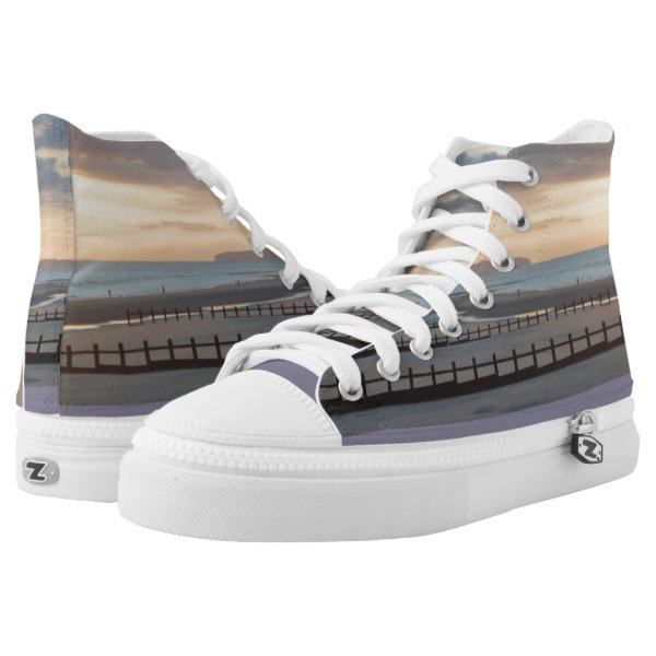 Beach Babe High-Top Sneakers