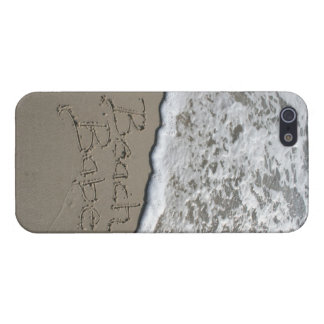 Beach Babe Jersey Shore iPhone case