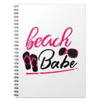 beach babe notebook