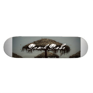 Beach Babe Skateboard