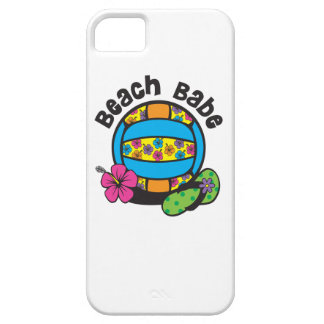 Beach Babe Volleyball iPhone SE/5/5s Case