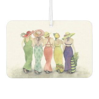 Beach Babes Air Freshner Air Freshener