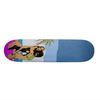 Beach Babes Skateboard