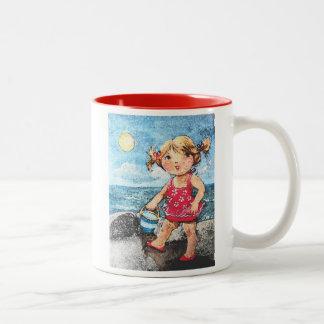 Beach Baby Mug