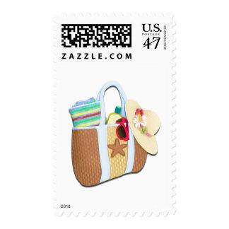 Beach Bag Bingo Stamp