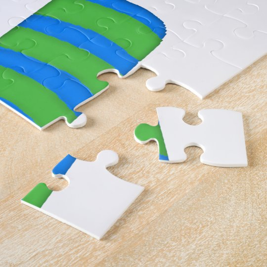 Beach Bag & Towels Jigsaw Puzzle