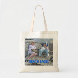 Beach Bags! Budget Tote Bag