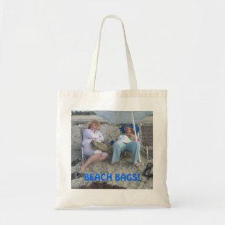 Beach Bags! Tote Bag