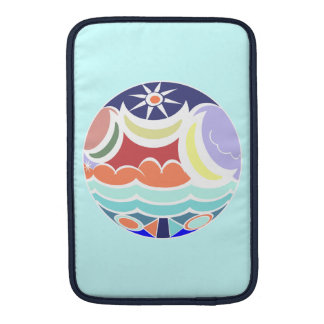 Beach Ball Abstract Summer MacBook Air Sleeve