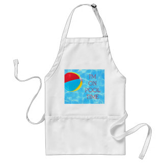 Beach Ball Adult Apron