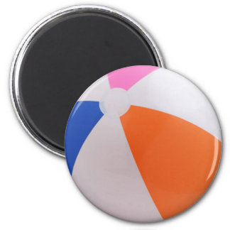 Beach Ball Fridge Magnet #2