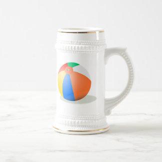 Beach Ball Coffee Mugs