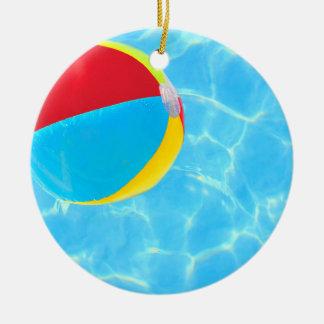 Beach Ball Ornament