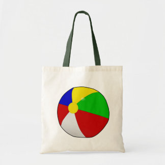 Beach Ball Tote Bag
