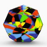 """Beach Balls Acrylic Award<br><div class=""""desc"""">Beach Balls abstract</div>"""