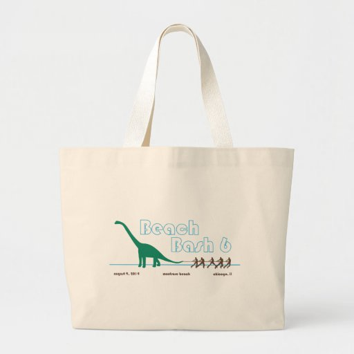 Beach Bash 6 Goods Tote Bags