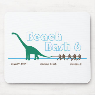 Beach Bash 6 Goods Mouse Pad