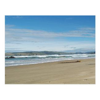 beach basic postcard