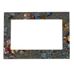 Beach Baubles in Late Day Sun Magnetic Photo Frame