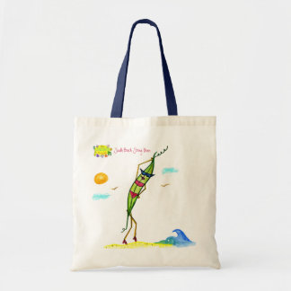 beach bean bag