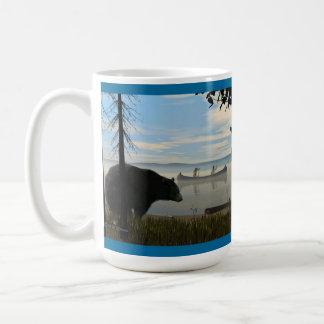 Beach Bears Coffee Mug