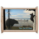 Beach Bears Serving Tray