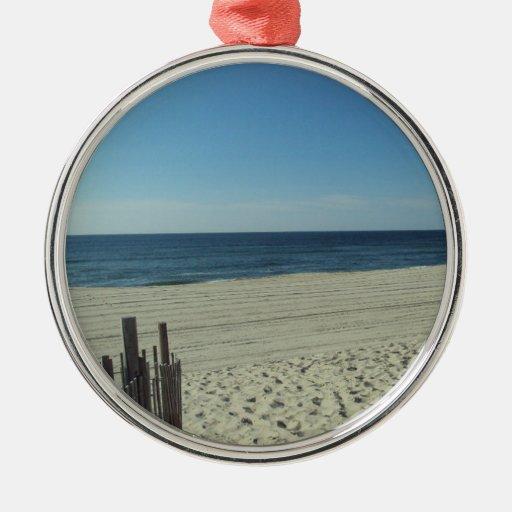 Beach Beauty Ornament
