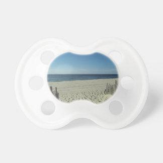 Beach Beauty Pacifier