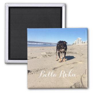 Beach Bella Magnet