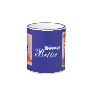 Beach Bettie mug